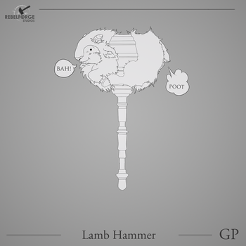 Lamb Hammer by Plyxis