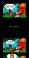 Knuckles the Oblivious by Magic-Mouflon
