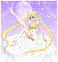 Princess Serenity is Sexy by Orava