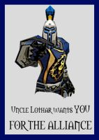 Uncle Lothar Wants YOU by Young-M