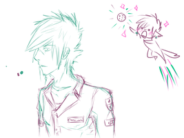 just some scribbles o3o by DarkDragonBlood
