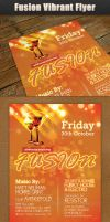 Fusion Vibrant Flyer by Raincutter