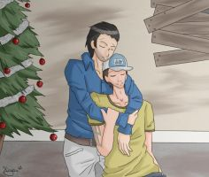 Merry Christmas Nick and Ellis by Xinghu