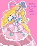 Retro Princess Lovely Locks by TRALLT