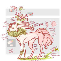 [ADOPT] Flower Guardian // SOLD by Umv