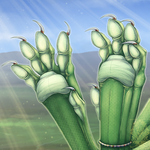 Paw Comish - Sky High Talons by TwilightSaint