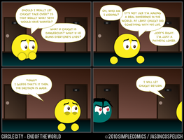 CC415 - End of the World 15 by simpleCOMICS