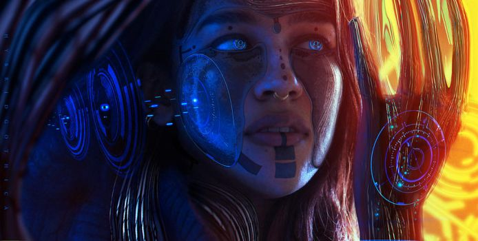 Cybernetique. by hybridgothica
