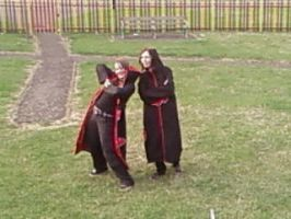 Deidara and Tobi POSSES XD by High-on-E-numbers