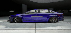 10 Second Audi RS 4 Side by CarlostheBat36