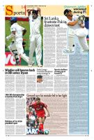 Sports Page by sheikhrouf23