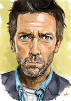 Dr. House by MoishPain