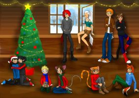 MR: Happy Holidays by Ch4rm3d