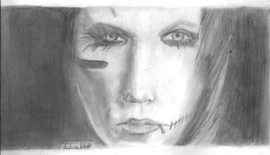 Andy Biersack by Novie-Kenari