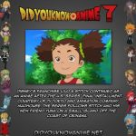 Did you know anime: Stitch! by pikafang