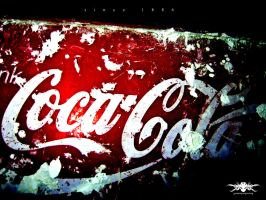 Coca Cola, Since 1886 by system-s