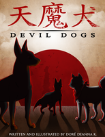 Tenma-Ken! Devil Dogs Cover Page by decay216