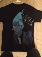 Ghost Shirt! by FantasyDreamer16