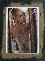 Suicide Girl Frame Design by Abrimaal