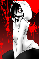 Am I Beautiful? - Jeff the Killer by AkYnoAnarchY