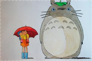 Happy Mother's Day - My Neighbour Totoro by SakakiTheMastermind