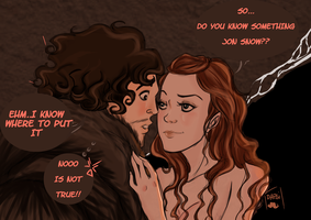 Jon please learn something!! by AlexielApril