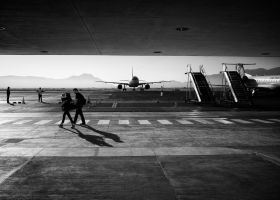 Runway View 2 by PatrickMonnier