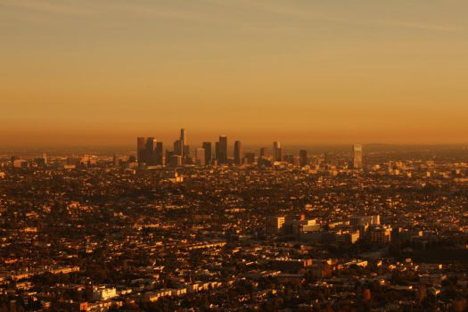 Sunset IV Los Angeles by PrincessTS01