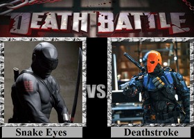 Death Battle Request #8 by rumper1