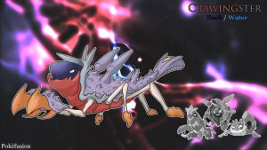 Crawingster by satsume-shi