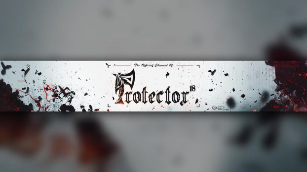 Protector18 2D Abstract Banner by Vortehx