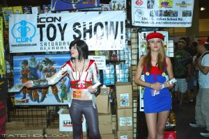 2014 Phoenix ComiCon 02 by tatehemlock