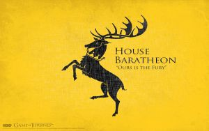 House Baratheon sigil1920x1200 by ChaosAurion