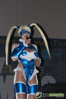 Rainbow Mika Cosplay Concomics Artist 2011 by DreamCandice