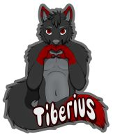 Cute Tibs Badge 2 of 2 by Jaakus-Zugaikotsu
