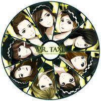 SNSD - Mr Taxi by Suihara