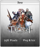 Tera Online - Icon by Crussong