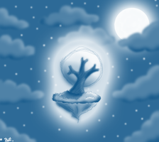 the dream by paperchick