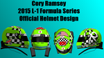 Official 2015 L-2 Series Helmet by cmr-1990