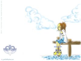 Waiting by AnimeLover536