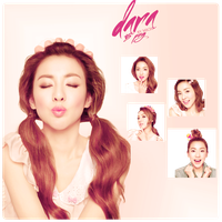 Sandara Pack (2ne1) Png Pack by michiru92