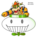 Koopa Mortdres Car by Mortdres
