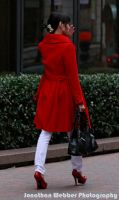 Red Coat by jwebbermedia