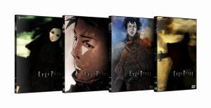 Ergo Proxy DVD Collection by cromossomae