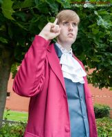 ALCON Miles Edgeworth 2 by TPJerematic