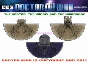 The Doctor, The Widow and the Wardrobe by mikedaws