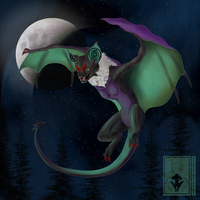 Noivern! by Azureith