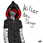 Killers new design : Left 4 Dead : oc by Angel434