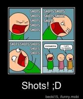 Shots! by soulfox360