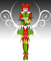 christmas Jester by Thilath